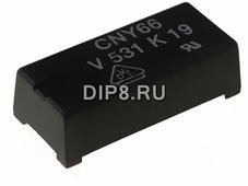 CNY66, Оптрон, THT, Каналы 1, Вых транзисторный,