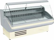 Витрина холодильно-морозильная EQTA Gamma-2 SN 1500 RAL 1013