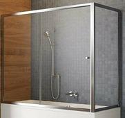 Шторка на ванну Radaway Vesta DWJ 150+S 70 (прозрачное)