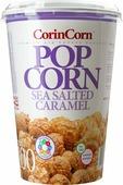 CorinCorn попкорн сладко-соленый карамель, 100 г