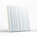 Стеновая гипсовая 3D панель – Ткань, 500х500mm