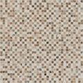 Плитка из керамогранита М-Квадрат Керамогранит 732863 Мозаика Нео Коричневая Темная