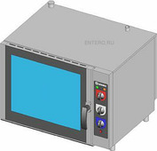 Печь конвекционная Tecnoinox GFB06M