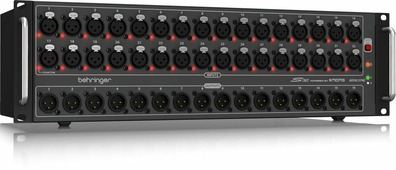 Behringer S32 - стейджбокс для цифровых микшеров, 32 входа, 16 выходов
