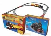Железная дорога детская игровой набор ОМ-48301