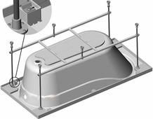 Каркас для ванны VentoSpa Aqua/Serena 150 x 75 150 / 75 см