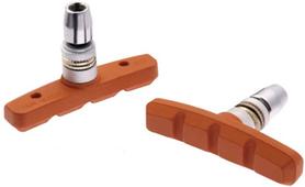 Тормозные колодки Vinca sport VB 111 orange