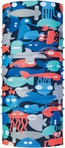 Бандана Buff Coolnet® UV+ детская темно-голубой ONESIZE