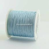 Шнур 0,5 мм, Нейлон, Небесно-Голубой
