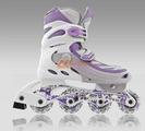 Коньки роликовые MaxCity Vista Violet 608Z (Спортивная коллекция)