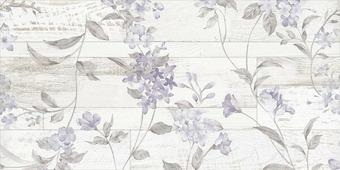 Beryoza Ceramica Сан-Ремо Панно 2 белый 500x250