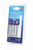Зарядное устройство Panasonic eneloop K-KJ51MCC40E Basic Charger + 4AA1900mAh BL1