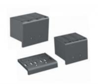 Аксессуары к автоматическим выключателям ABB 1SDA0 66666 R1 HTC XT2 3p Крышки изолирующие высокие для силовых выводов (1уп.-2шт) ABB, 1SDA066666R1