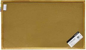 """Доска пробковая """"Magnetoplan"""", с деревянной рамкой, 100 см х 60 см"""