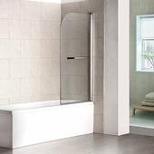 Стеклянная шторка для ванны RGW SC-06 80 см