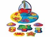 Playgro Набор игрушек для купания Морское путешествие