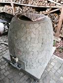 Тандыр профессиональный газовый (дровяной)