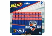 Комплект из 30 стрел для бластеров 'NERF' Hasbro A0351