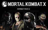Warner Brothers Mortal Kombat X: Kombat Pack 2 (WARN_1980)