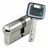 Цилиндровый механизм ключ-шток Mul-T-Lock MT5+ 106 mm 26+10+70 никель