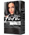 Русская Косметика Fara Classic Краска для волос 501 Черный