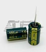 Конденсатор Chongx 100x400, размер 18x30mm (5шт)