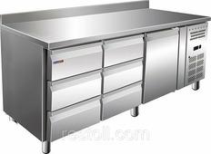 Стол холодильный Cooleq GN3260TN (внутренний агрегат)