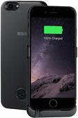 Чехол-аккумулятор Interstep для iPhone 8/7/6, Space Gray