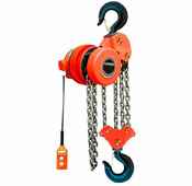 Таль электрическая цепная TOR DHP 1,0 т 12 м