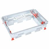 Основание неукомплектованное со вставкой для регулировки высоты суппортов стандартное исполнение 8-12 модулей. Legrand (Легранд). 088036