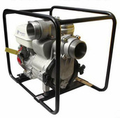 Мотопомпа для грязной воды DAISHIN SWT 100 HX