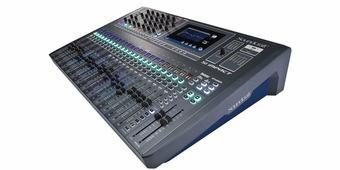 Soundcraft Si Impact цифровой микшерный пульт, 32 микрофонных входа, 8 XLR/Combi-Jack линейных/инструментальных входов