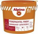 Шпатлевка акриловая Alpina EXPERT Feinspachtel Finish. 4,5 кг. РБ.