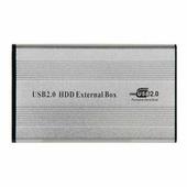 """контейнер для HDD 2.5"""" IDE .NoBrand, USB 2.0, черный"""