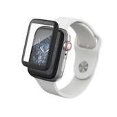 Защитное стекло на экран для Apple Watch Series 4 (40mm) InvisibleShield Glass Curve Elit