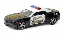 RMZ Машинка полицейская Chevrolet Camaro 1:32