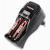 Зарядное устройство Ansmann EC250 в комплекте с 2 аккумуляторами AA 2700mAh
