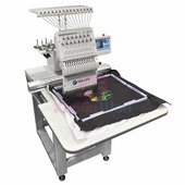 Промышленная вышивальная машина VELLES VE 25С-TS NEXT