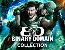 Sega Binary Domain Collection (SEGA_1303)