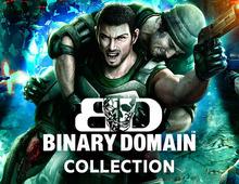 Sega Binary Domain Collection (SEGA_1303)