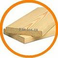Планкен прямой лиственница АВ размер (1000x140x20)