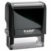 Оснастка для штампа Trodat P4 4913 чёрная