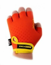 Велоперчатки детские Vinca sport VG 969 Skater