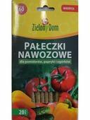 Удобрение Зеленый Дом для томатов, перцев, огурцов с микоризой в палочках 20шт/уп