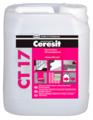Грунтовка Ceresit CT 17 SuperGrunt бесцветная, концентрат (5 л)