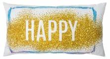 Подушка декоративная Этель Happy 3365347, 70 x 40 см