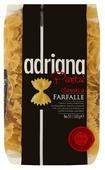 ADRIANA Макароны Pasta Classica Farfalle 51, 500 г