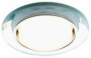 Встраиваемый светильник Ambrella light G8077 CH, хром/прозрачный