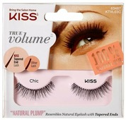 Kiss накладные ресницы True Volume Chic