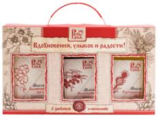 РадоГрад Подарочный набор масел 4 (расторопши, облепиховое, льняное)